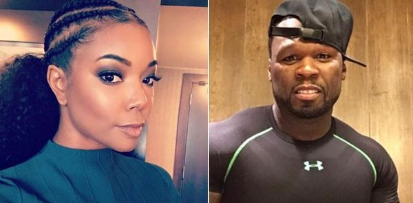 50 Cent Responds after Gabrielle Union Says He Got Being May Jane Cancelled