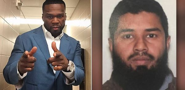 50 Cent Comments On The New York Pipe Bomb Attack