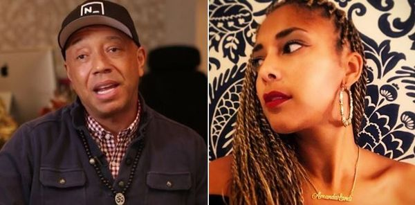 Amanda Seales Said Russell Simmons Got Inappropriate During Meeting