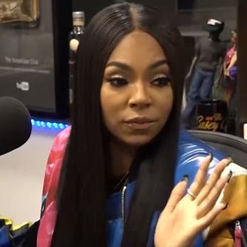 Ashanti's Fans Come To Her Defense After Criticism Of Her Very Revealing Outfit