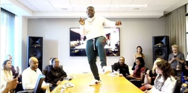 Blac Youngsta Gets Signed To Epic; Dances Like Bobby Shmurda