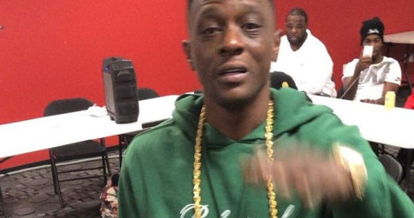 Boosie Badazz Has A New Dance