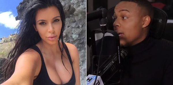 Bow Wow Brags About Bagging Kim Kardashian; Losing Virginity To A Model