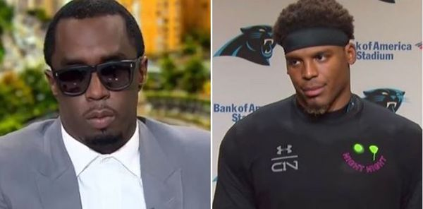 Cam Newton Weighs In On Diddy Buying The Panthers