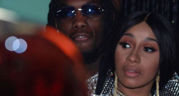 Cardi B Says The Hip-Hop Cops Targeted Offset In Recent Arrest