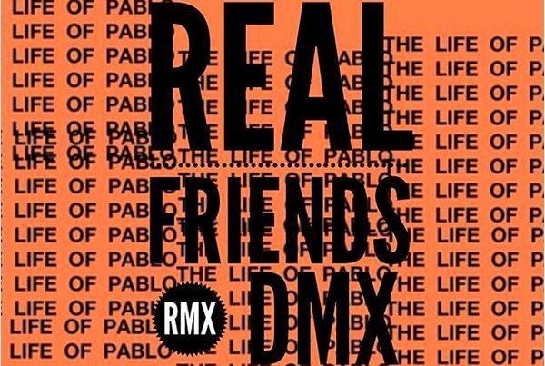 "DMX's Contribution To Kanye West's ""Real Friends"" Record Is Finally Liberated"