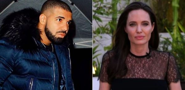 Drake Is Taking His Shot With Angelina Jolie