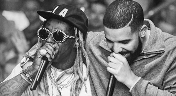 Drake Pays Lil Wayne Ultimate Compliment During Art Basel