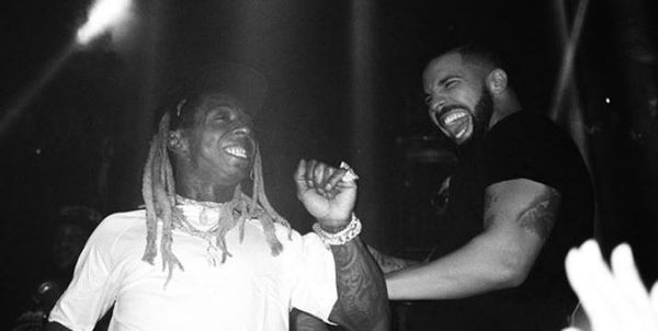 "Drake Preps For Appearance On Lil Wayne's ""D6"""