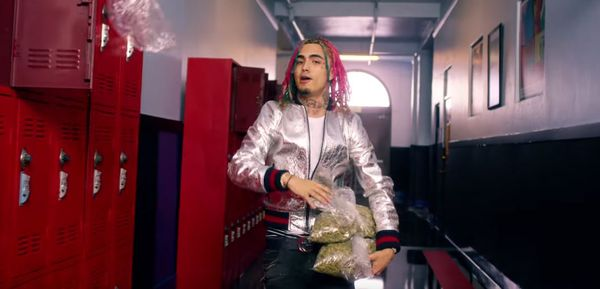Lil Pump Brags About How Much Weed He Smokes