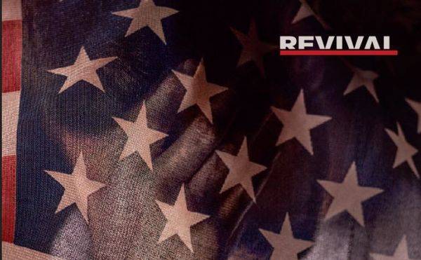 "Eminem Breathes Life Into The Rap Game With ""Revival"" Album"