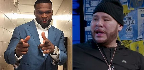 50 Cent Throws Shade At Fat Joe