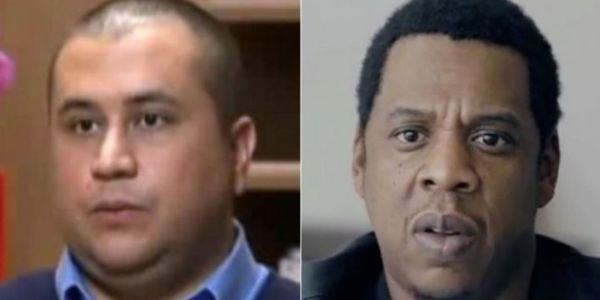 George Zimmerman Is Suing Because He's Scared of Rappers