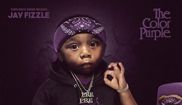 "Jay Fizzle Shows Us ""The Color Purple"" On New Mixtape"