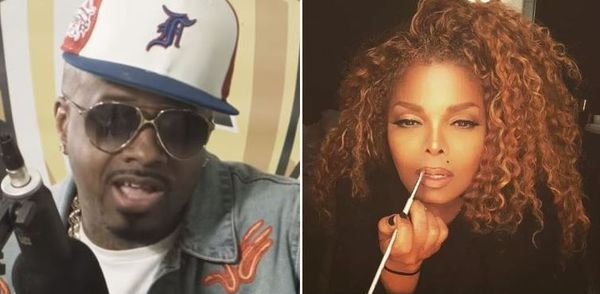 Jermaine Dupri And Janet Jackson Might Be A Couple Again