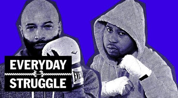 "Joe Budden is Officially Off ""Everyday Struggle"""