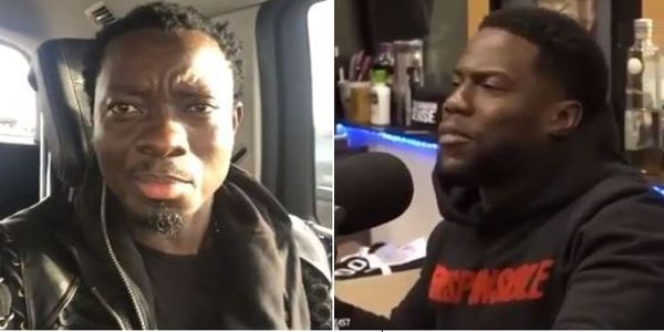 Michael Blackson Unloads On Kevin Hart [VIDEO]