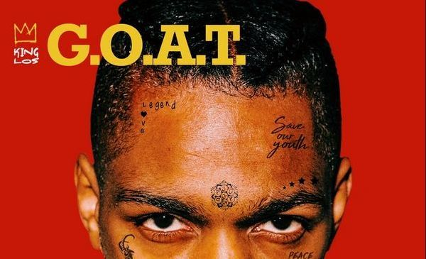 "King Los Calls Himself The ""G.O.A.T."" On New Freestyle Mixtape"