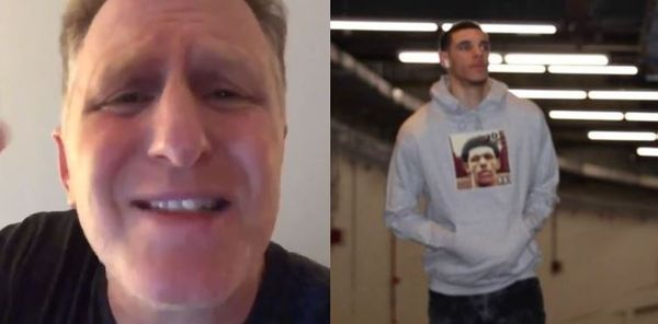 Michael Rapaport & LaMelo Ball Go At It Over Lonzo's Nas Disrespect