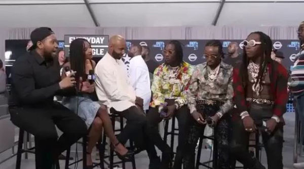 Migos Says They're Okay With Joe Budden But He's Too Into Hip-Hop