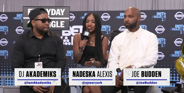 Nadeska Speaks On Joe Budden Leaving Everyday Struggle