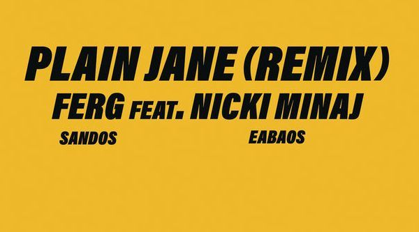 "Nicki Minaj Joins A$AP Ferg On ""Plain Jane"" Remix"