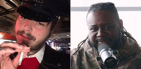 "T-Pain Addresses Getting Kicked Off Post Malone's ""Rockstar"""