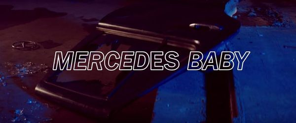 "Tyga Hops In The Whip In ""Mercedes Baby"" With 24hrs"