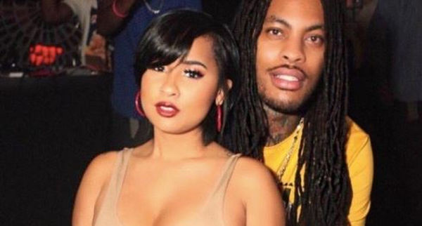 Waka Flocka Praises His Wife Tammy Rivera With A Shower Pic