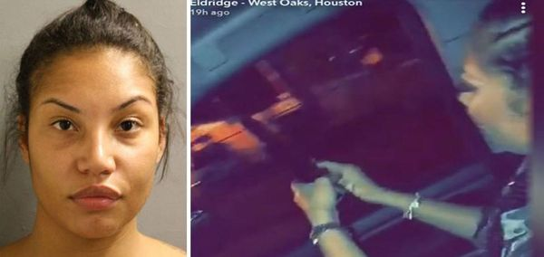 Woman Gets Five Years For Shooting Guns From Car On Snapchat [VIDEO]