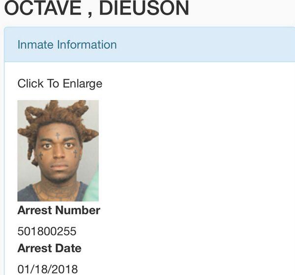Kodak Black Arrested While He Was On IG Live