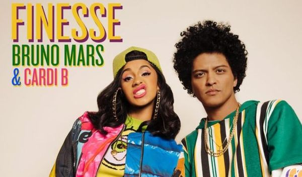 "Bruno Mars & Cardi B Show Us How To ""Finesse"" On New Remix"