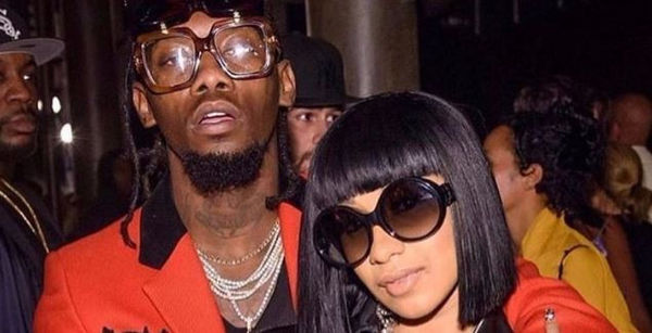 Cardi B Responds To Report That She's Back With Offset