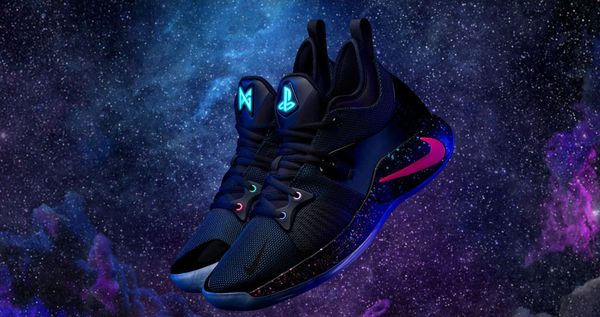 "Check Out the Paul George Nike PG2 ""PS2"""