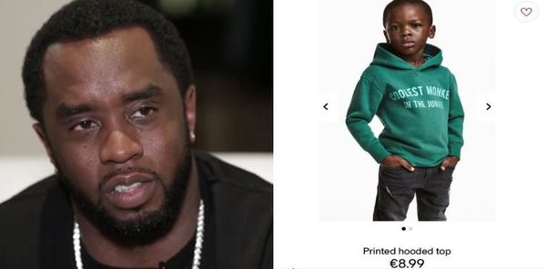 Diddy May Have Offered Kid In Racist H&M Ad Huge Modeling Contract