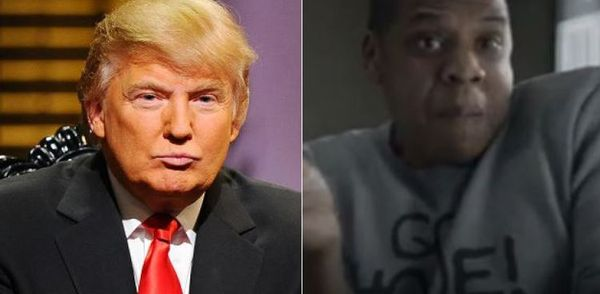 Donald Trump Shoots Back After JAY-Z's Criticism