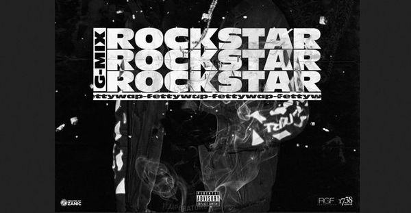 "Fetty Wap Steps Up For His Turn On ""Rockstar"""