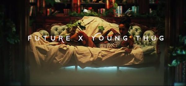 Future & Young Thug Drop Another SUPER SLIMEY Video