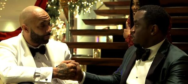 Joe Budden Has Deal With Diddy & Revolt