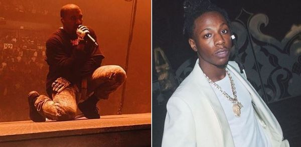 "Joey Bada$$ Says He Inspired Kanye West's ""Real Friends"""