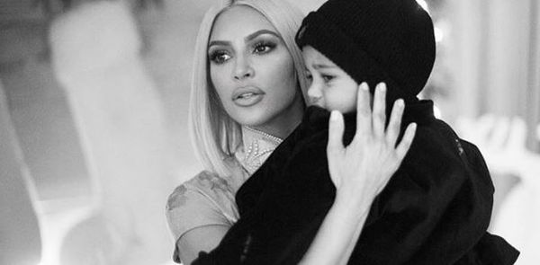 Kanye & Kim's Son Saint West Hospitalized