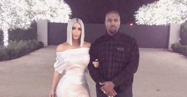 Kim Kardashian And Kanye West Reveal Third Child's Name