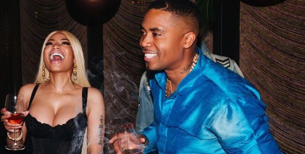 Nicki Minaj & Nas Split Amid Pregnancy Rumors