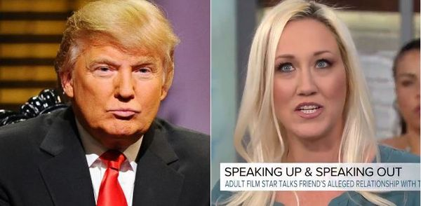 Porn Star Speaks On Getting Invited to Have Threesome With Donald Trump