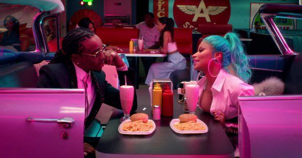 "Quavo And Nicki Minaj's ""She For Keeps"" Video Is Now Available To Everyone"