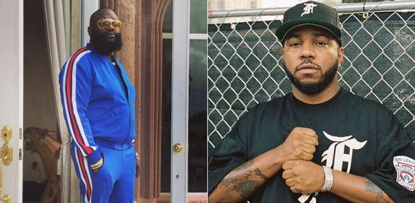 Rick Ross Called Out By Chuck Inglish For Non-Payment