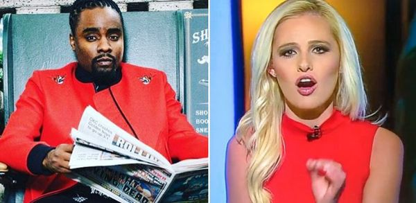 Wale & Tomi Lahren Go At It Over JAY-Z's Trump Criticisms