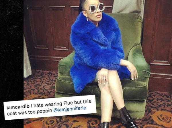 Cardi B Gets Threats After Dissing Crips