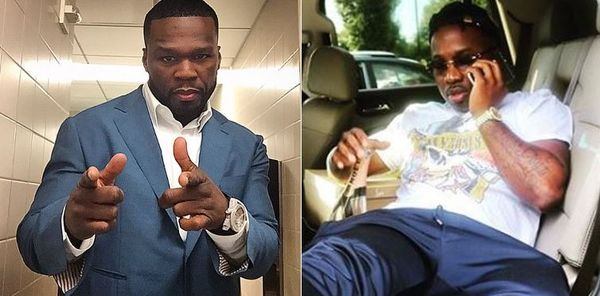 50 Cent Clowns Troy Ave Over Snitching