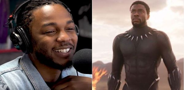 """Black Panther"" Rules The Music Charts Too"